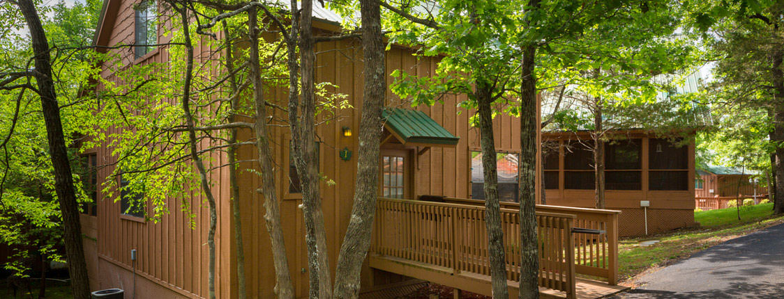 Festiva Cabins At Green Mountain